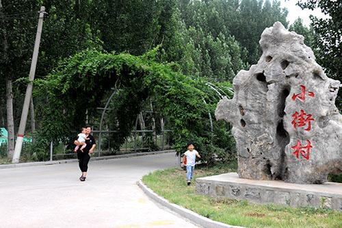 山东滨州:黄河渡口摇身一变成为生态旅游区